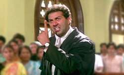 "Govind and Sunny Deol's ""taareekh par taareekh"" stole the"