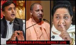 Uttar Pradesh Bypolls Results Live
