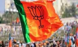 BJP poll manifesto in J'khand promises mobile handset for farmers, job for every BPL family
