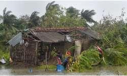 Cyclone Bulbul West Bengal