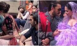 Deepika Padukone-Ranveer Singh Anniversary Special: 5 times when DeepVeer's PDA made us fall in love