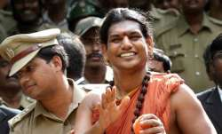 Swami Nithyananda booked, two disciples held for kidnapping kids