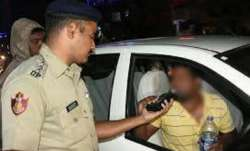 140 arrested in Odisha for drink and drive in 24 hours; offenders fined ₹ 10,000 each
