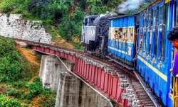 Ooty's world famous Toy Train service to remain shut
