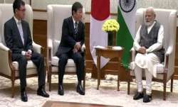 'Japan a cornerstone for India's Act East Policy', PM Modi tells Foreign Affairs Minister Motegi