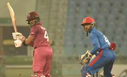 west indies, afghanistan, afg vs wi, afghanistan vs west indies, shai hope