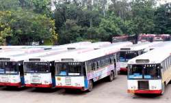 TSRTC resumes bus services in Hyderabad's outskirts