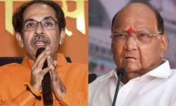 In late-night meet, Uddhav-Aaditya call on Pawar to finalise 'architecture' of Maharashtra alliance