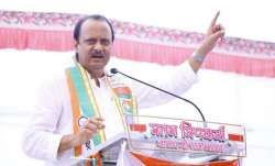 Not difficult working with Sena compared to BJP: Ajit Pawar