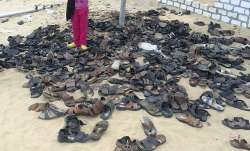 Shoes worth Rs 1 lakh stolen from outside a mosque in Lahore