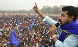 Bhim Army leader Chandrashekhar Aazad vows to provide 'political alternative' to Dalits