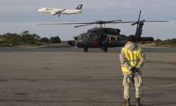 Chile military plane
