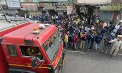 Delhi fireman saves 11 people, hailed as hero