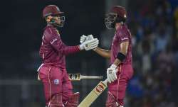 1st ODI: Hetmyer, Hope centuries outclass India as West Indies win by 8 wickets