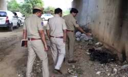 Hyderabad vet gangrape and murder case: All 4 accused