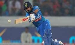 Virat Kohli led India to their record run-chase in the