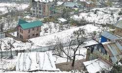 Heavy snowfall alert in Uttarakhand for next 2 days (Representational image)