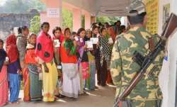 Third phase voting in Jharkhand today