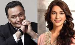 Rishi Kapoor to begin shooting for first film post cancer treatment with Juhi Chawla