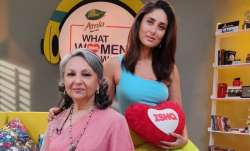 Kareena Kapoor asks Sharmila Tagore to pick her favorite grandkid