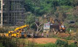 Don't touch trees for Bal Thackeray memorial in Aurangabad: