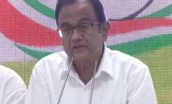 Ill-intentioned design, policy to suppress basic freedoms of people in J&K: Chidambaram