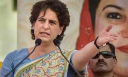 Priyanka Gandhi slams BJP for onion, petrol price rise