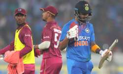 India vs West Indies Live Score, 2nd T20I: Rahul departs early after Windies opt to bowl