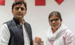 SP spokesperson Richa Singh, Akhilesh Yadav,