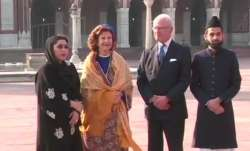 Air India ferries Swedish Royal couple after state aircraft develops snag