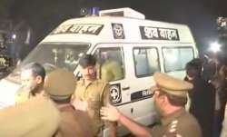 Unnao Rape victim's body reaches her village