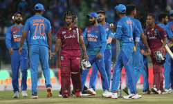 2nd T20I: Team India exposed after batting first again as West Indies level series with 8-wicket win
