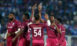 India vs West Indies Live Score, 2nd T20I: Quick wickets hurts India's big score hope