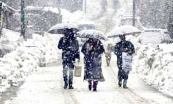 Kargil coldest in UTs of Jammu & Kashmir, Ladakh, shivers at minus 17 degrees Celsius