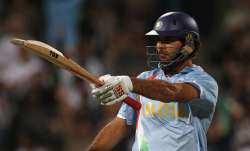 Happy birthday Yuvraj Singh: India's twin World Cup hero turns 38