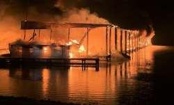 Alabama fire destroys 35 boats, leaves several dead