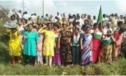 Andhra Pradesh Amaravati protest