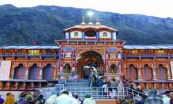 Badrinath to reopen for devotees on April 30