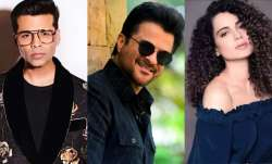 Anil Kapoor and other Bollywood celebs congratulate Kangana, Karan Johar, Ekta Kapoor for Padma Shri