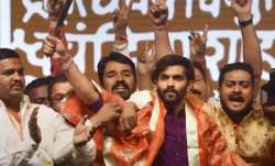 Another 'son-rise' in Thackeray clan: Raj Thackeray's son