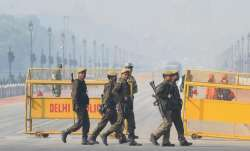 R-Day celebrations: Multi-layered security cover in Delhi;