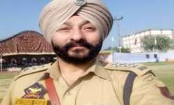 DSP Davinder Singh not awarded any gallantry medal by MHA, clarifies JK Police