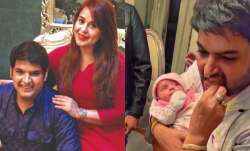 Seen Kapil Sharma, Ginni Chatrath's baby daughter's leaked photos and videos yet?