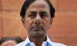 Telangana CM K Chandrasekhar Rao hospitalised