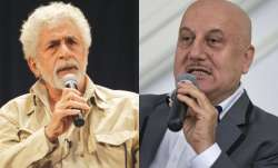 Anupam Kher responds to Naseeruddin Shah: 'You have led a