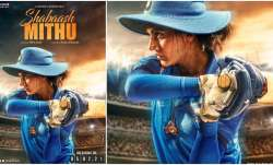 Taapsee Pannu is set to be the 'ultimate game changer' in Shabaash Mithu first look poster