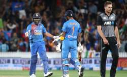3rd T20I: Another Super Over heartbreak for New Zealand as Rohit's heroics secure thrilling win for