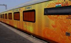 On Day One, Tejas Express covers Ahmedabad-Mumbai distance in six hours