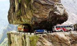 Family of 5 killed as vehicle falls into gorge in J&K's Kishtwar district