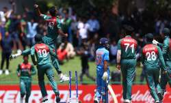 Bangladesh clinched their maiden ICC U-19 World Cu